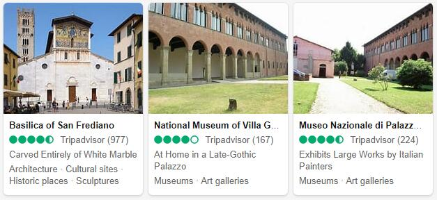 Lucca Attractions 2