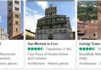 Lucca Attractions