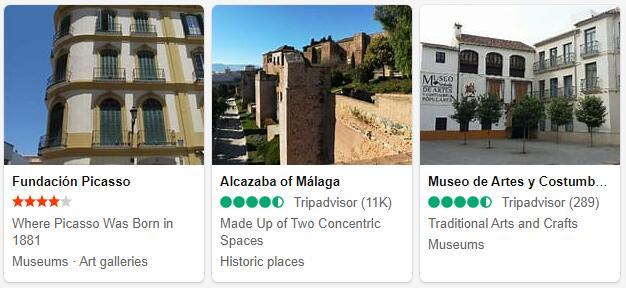Malaga Attractions 2