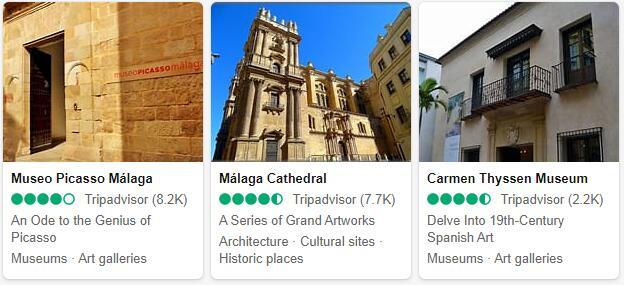 Malaga Attractions