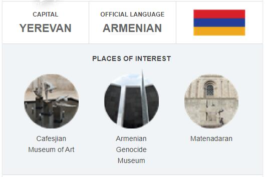 Official Language of Armenia