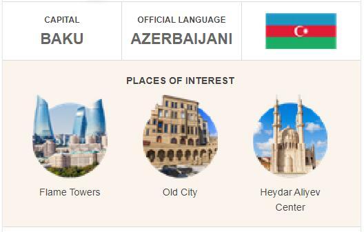 Official Language of Azerbaijan