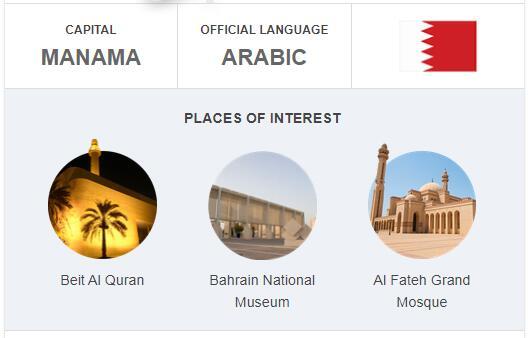 Official Language of Bahrain