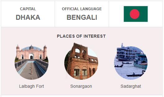 Official Language of Bangladesh