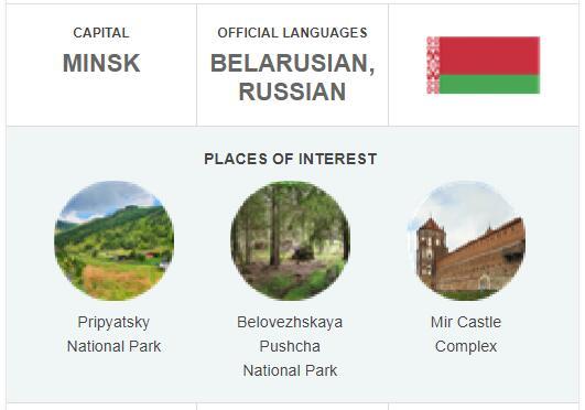 Official Language of Belarus