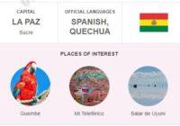 Official Language of Bolivia