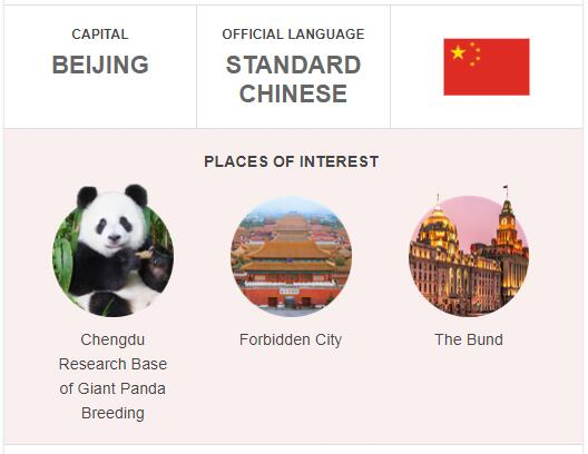 Official Language of China