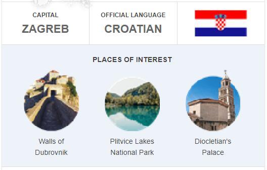 Official Language of Croatia
