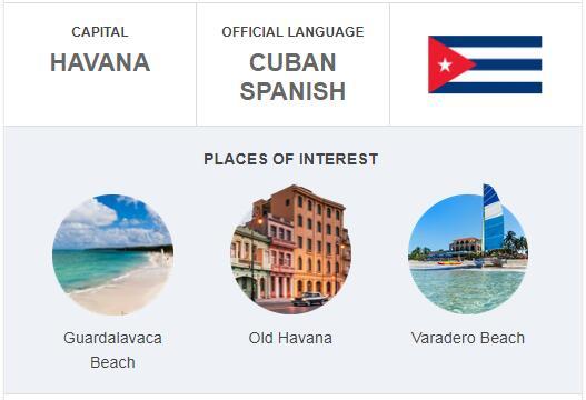 Official Language of Cuba