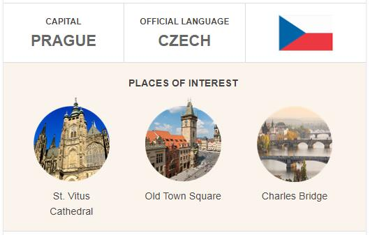 Official Language of Czech Republic