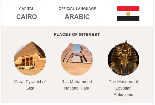 Official Language of Egypt