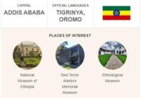 Official Language of Ethiopia