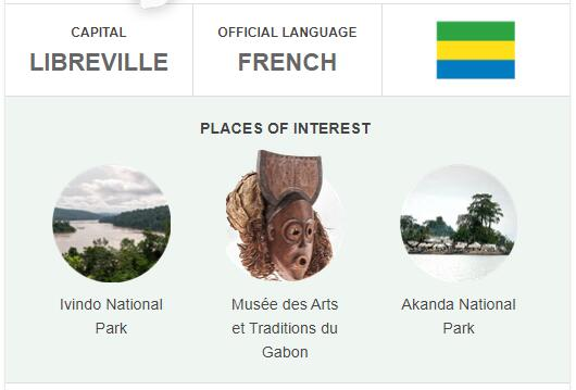 Official Language of Gabon