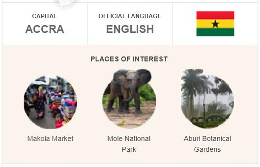 Official Language of Ghana