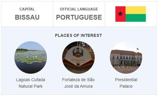 Official Language of Guinea Bissau