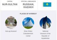 Official Language of Kazakhstan