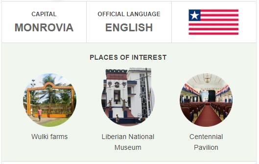 Official Language of Liberia