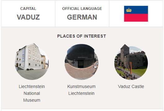 Official Language of Liechtenstein