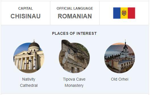 Official Language of Moldova