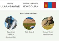 Official Language of Mongolia