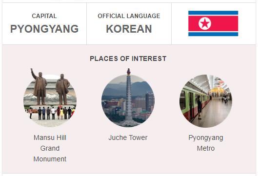 Official Language of North Korea