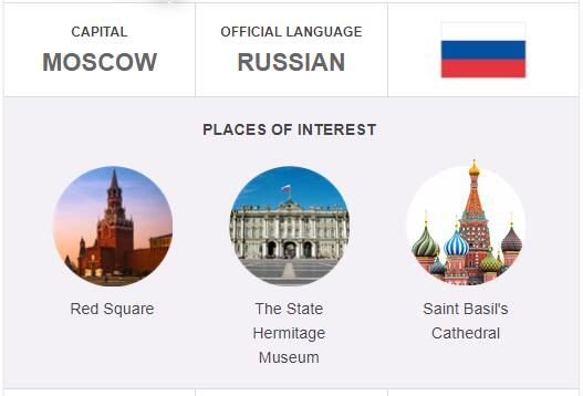 Official Language of Russia