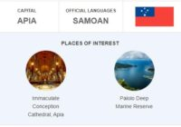 Official Language of Samoa