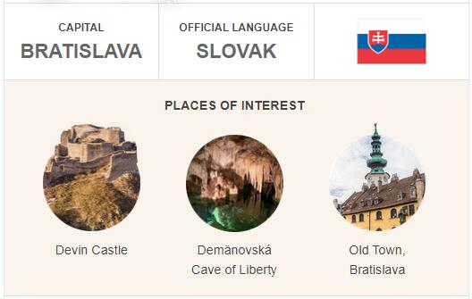 Official Language of Slovakia