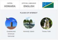 Official Language of Solomon Islands