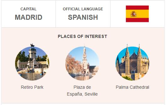 Official Language of Spain