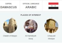 Official Language of Syria