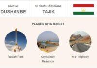Official Language of Tajikistan