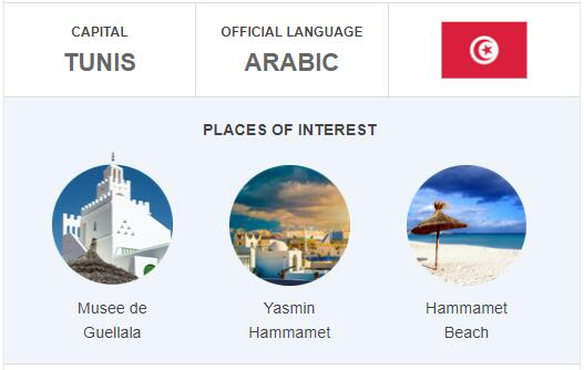 Official Language of Tunisia