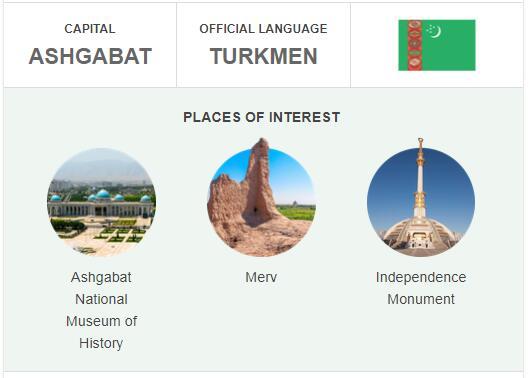 Official Language of Turkmenistan