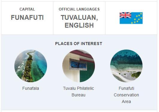 Official Language of Tuvalu