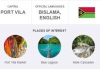 Official Language of Vanuatu