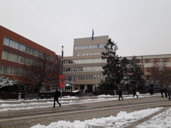 Kosovo's parliament
