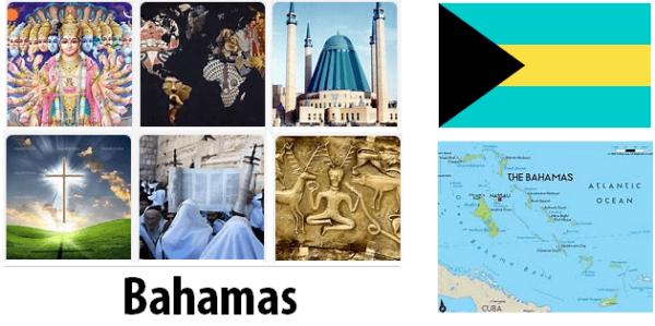 Bahamas Population by Religion