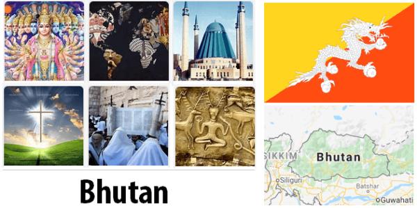 Bhutan Population by Religion