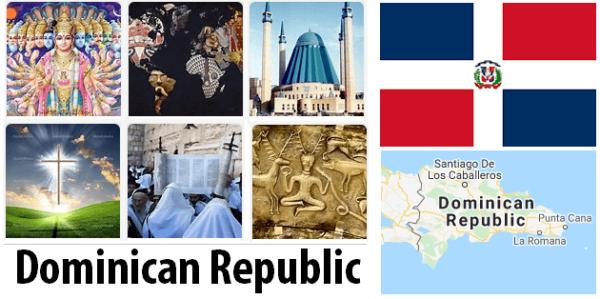 Dominican Republic Population by Religion