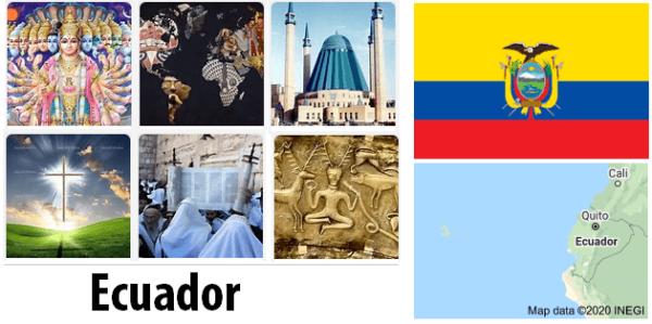 Ecuador Population by Religion