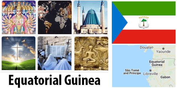 Equatorial Guinea Population by Religion