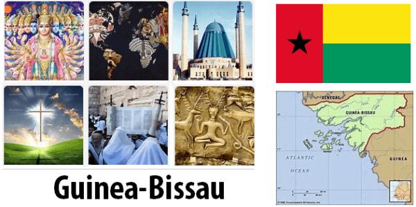 Guinea-Bissau Population by Religion