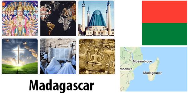 Madagascar Population by Religion