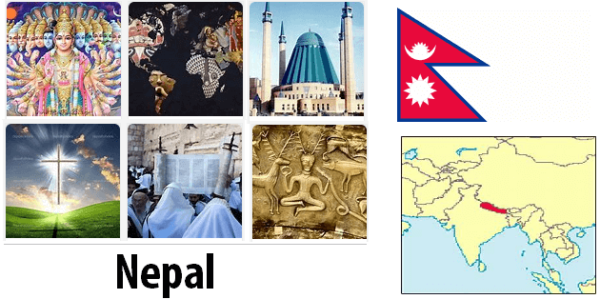 Nepal Population by Religion
