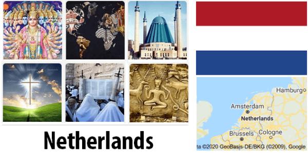 Netherlands Population by Religion