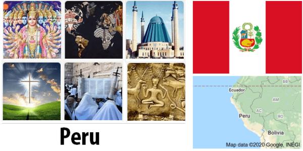 Peru Population by Religion