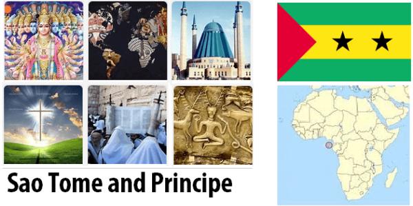 Sao Tome and Principe Population by Religion