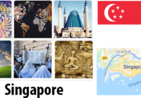 Singapore Population by Religion