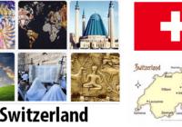 Switzerland Population by Religion